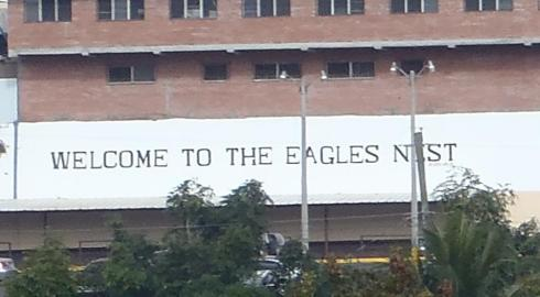 Welcome to the Eagle's Nest - American School