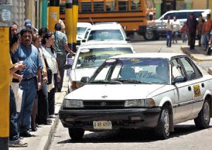 Taxis-Tegucigalpa