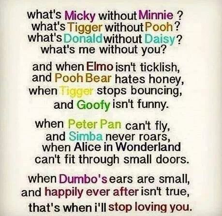 Disney Poem Nick Quot El Catracho Quot Rogers